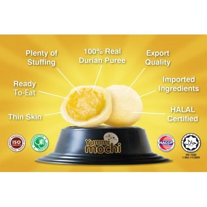 YUMMI MOCHI Durian